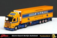 Tekno 55391 Sturm Int.Spedition Scania 113 380 Topline Streamline koeloplegger
