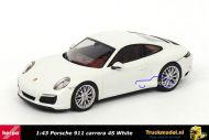Herpa 071048 Porsche 911 Carrera 4S White