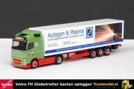 Herpa 303507 Volvo FH04 Globetrotter kasten oplegger Wandt