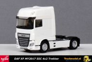 Herpa 309080 DAF XF MY2017 SSC 4x2 Trekker wit