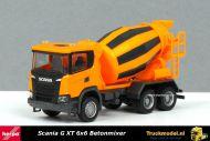 Herpa 309783 Scania G XT 6x6 Betonmixer