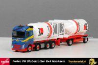 Herpa 310130 Spedition Matthiessen Volvo FH4 Haakarm silo afzet combinatie