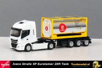 Herpa 310604 Iveco Stralis XP Eurotainer 20ft tankcontainer oplegger