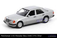 Maxichamps 940 037000 Mercedes Benz 230E 1991 Silver