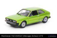Maxichamps 940 050420 Volkswagen Scirocco 1974 Green metallic