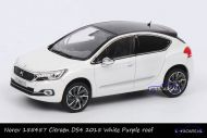 Norev 155457 Citroen DS4 2015 White with purple roof
