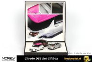 Norev 019123 Citroen DS3 set Limited Edition Giftbox