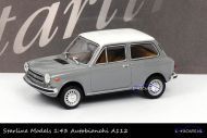 Starline Models Autobianchi A112 Grey White