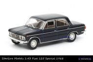 Starline Models Fiat 125 Special 1968 dark blue