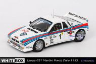 Whitebox WBR002 Lancia 037 No 1 Martini Racing Monte Carlo 1983