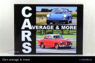 Cars Average & More 1-43cars boekuitgifte
