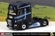 WSI Models 02-2545 Jan Volmer Transport Scania S Highline trekker