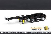 WSI Models 03-1010 Pacton Flexitrailer containerchassis