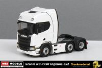 WSI Models 03-2005 Scania NG R730 Highline 6x2 trekker