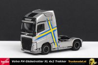 Herpa 308243-003 Volvo FH Swedish Performance Edition Silver
