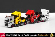 Herpa 308595 MAN TGX XLX Euro 6 Trucktransporter