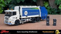 Tekno 74843 Cure Recycling Scania P340 vuilniswagen