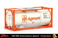 Tekno 76220 Agmark Logistics 20ft Tankcontainer