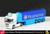 Herpa 156899 Nijman Zeetank Pilkington Scania R440 binnenlader