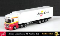 Herpa 158664 Simon Loos Scania R6 Topline koeloplegger
