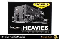 Truckmodel.nl fotoboek Broshuis Heavies Volume 1