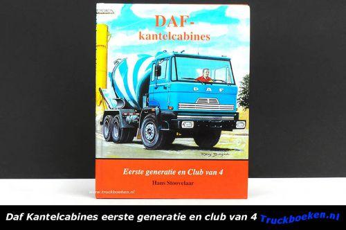 DAF Kantelcabines auteur Hans Stoovelaar