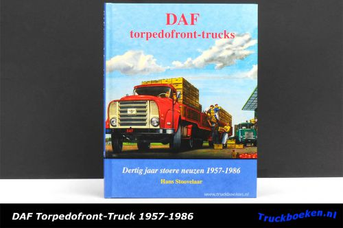 DAF Torpedofront Trucks auteur Hans Stoovelaar