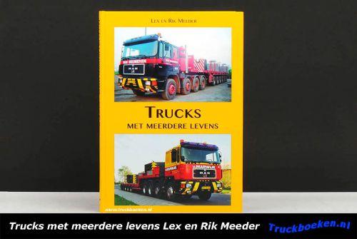 Trucks met meerdere levens door Lex en Rik Meeder