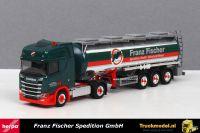 Herpa Exclusief 5031 Franz Fischer Scania NG R Highline tankoplegger