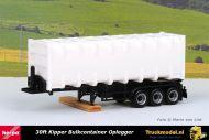 Herpa 076234-002 30ft Kipper Bulkcontainer oplegger