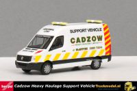 Herpa 093897 Cadzow Heavy Haulage Support Vehicle VW Crafter