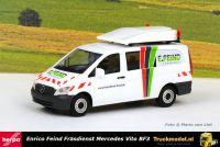 Herpa 095266 Enrico Feind Frasdienst Mercedes Vito BF3 Begeleidingsbus
