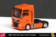 Herpa 301695-005 MAN TGX XXL Euro 6 4x2 Trekker Oranje
