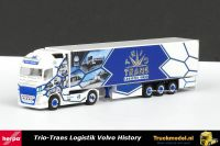 Herpa 305938 Trio Trans Logitik Volvo FH4 Koeloplegger Volvo History