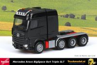 Herpa 307734-004 Mercedes Arocs BigSpace 8x4 SLT