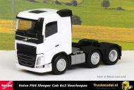 Herpa 308724 Volvo FH4 Sleeper Cab 6x2 voorloopas trekker