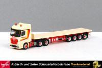 Herpa 309332 R.Barth und Sohn KG Schaustellerbetriebe Munchen Bayern