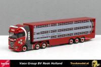 Herpa 309646 Vaex Group Scania S HL veetrailer