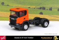 Herpa 309776 Scania NG G XT 4x4 Trekker Oranje