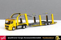 Herpa 309790 Qualitrans-Cargo Mercedes Eurolohr Cartransporter