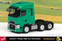 Herpa 311588-002 Renault T High 6x2 Voorloopas trekker