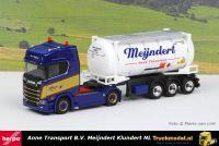 Herpa 312813 Anne Transport B.V. Meijndert Scania S520 Highline