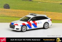 Herpa 941945 Politie NL Audi A6 Avant TDI
