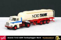 Herpa 980 Nord Tank Scania T142 ADR Tankoplegger