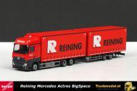 Herpa 308007 Reining Mercedes Actros volume combinatie