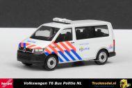 Herpa 930949 Politie Nederland Volkswagen T6 Bus