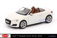 Kyosho 5011400513 Audi TT Roadster 2014 Glacier White