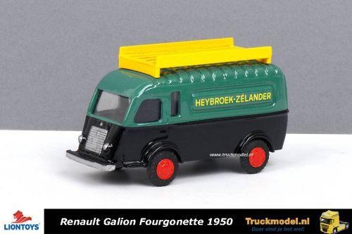 Liontoys 125 Jaar Technische Unie Renault Galion