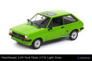 Maxichamps 940 085100 Ford Fiesta 1976 Light Green