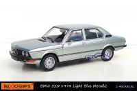 Maxichamps 940 023002 BMW 520 1974 Light blue metallic